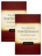 eBook: John 1-21 MacArthur New Testament Commentary Two Volume Set