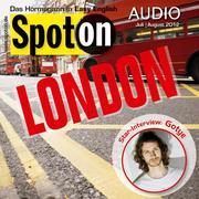 0405619807109 - Brent Kenji Kitahama: Englisch lernen mit Spaß Audio - London - Livre