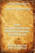 eBook: Zur Selbstprüfung der Gegenwart empfohlen