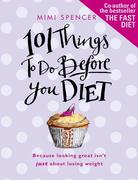 eBook: 101 Things to Do Before You Diet