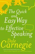 eBook: Quick And Easy Way To Effective Speaking