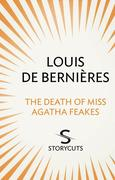 eBook: The Death of Miss Agatha Feakes