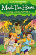 eBook:  Magic Tree House 13: Racing With Gladiators