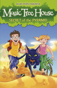 eBook:  Magic Tree House 3: Secret of the Pyramid