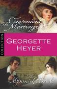 eBook:  Georgette Heyer Bundle: The Convenient Marriage/The Spanish Bride