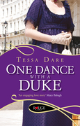 eBook:  One Dance With a Duke: A Rouge Regency Romance