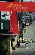 eBook: Missing (Mills & Boon Love Inspired Suspense)