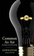 eBook: Common as Air