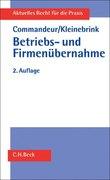Commandeur, Gert;Kleinebrink, Wolfgang: Betrieb...