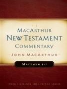 eBook: Matthew 1-7 MacArthur New Testament Commentary