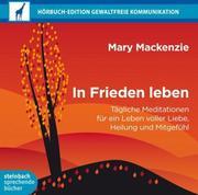 0405619807666 - Mary Mackenzie: In Frieden leben - كتاب