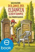 eBook: Der Junge, der Gedanken lesen konnte