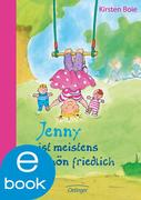 eBook: Jenny ist meistens schön friedlich