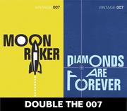 eBook:  Double the 007: Moonraker and Diamonds are Forever (James Bond 3&4)