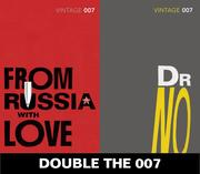 eBook:  Double the 007: From Russia with Love and Dr No (James Bond 5&6)