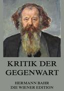 eBook: Kritik der Gegenwart