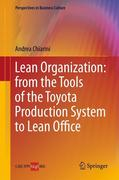 eBook: from the Tools of the Toyota Production System to Lean Office