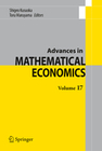 Advances in Mathematical Economics Volume 17