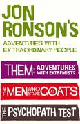 eBook: Jon Ronson's Adventures With Extraordinary People