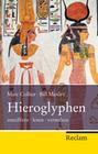 Collier, Marc;Manley,  Bill: Hieroglyphen