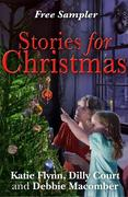 eBook:  Stories for Christmas: Free heart-warming festive tasters from three bestselling authors
