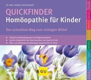 eBook: Quickfinder- Homöopathie für Kinder