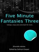 eBook: Five Minute Fantasies 3