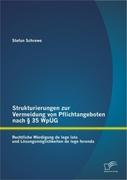 Schrewe, Stefan: Strukturierungen zur Vermeidun...
