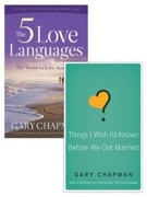 eBook: 5 Love Languages/Things I Wish I'd Known Before We Got Married Set
