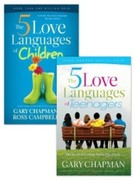 eBook: 5 Love Languages of Children/The 5 Love Languages of Teenagers Set