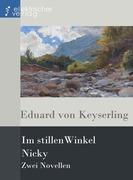 eBook: Im stillen Winkel, Nicky