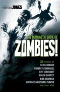 eBook: Mammoth Book of Zombies
