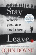 eBook: Stay Where You Are And Then Leave