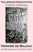 eBook: Tolldreiste Geschichten (30 pikante Erzählungen, mit Illustrationen von Gustave Doré)