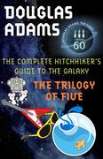 eBook:  The Hitchhiker's Guide to the Galaxy: The Trilogy of Five