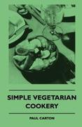 eBook: Simple Vegetarian Cookery