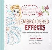 eBook: Embroidered Effects