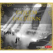 0405619807642 - Helene Wecker: Golem und Dschinn - کتاب