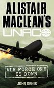 eBook: Air Force One is Down. Alistair MacLean´s UNACO Series, Book 2