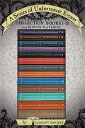 eBook: A Series of Unfortunate Events Collection: Books 1-13 with Bonus Material