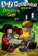 eBook:  A to Z Mysteries Super Edition 1: Detective Camp