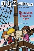 eBook:  A to Z Mysteries Super Edition 2: Mayflower Treasure Hunt