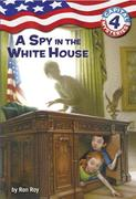 eBook:  Capital Mysteries 4: A Spy in the White House