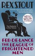 eBook: Fer-de-Lance/The League of Frightened Men