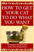 eBook: How to Get Your Cat to Do What You Want
