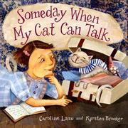 eBook: Someday When My Cat Can Talk
