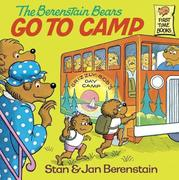 eBook: The Berenstain Bears Go to Camp