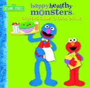 eBook: Grover's Guide to Good Eating (Sesame Street)