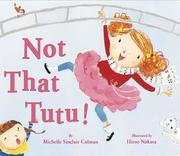 eBook: Not That Tutu!