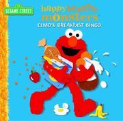 eBook: Elmo's Breakfast Bingo (Sesame Street)
